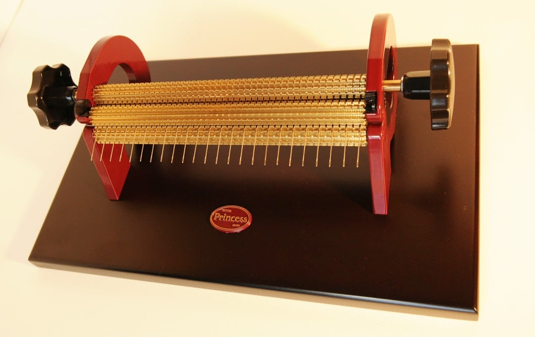 smocking pleating machine